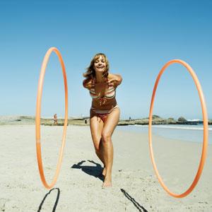 Beneficii ale exercitiilor hula hoops