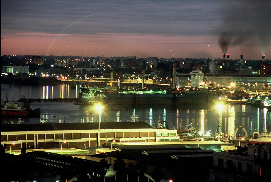 Montevideo, orasul distractiei