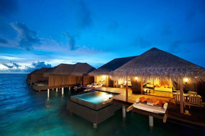 Cele mai spectaculoase hoteluri din lume