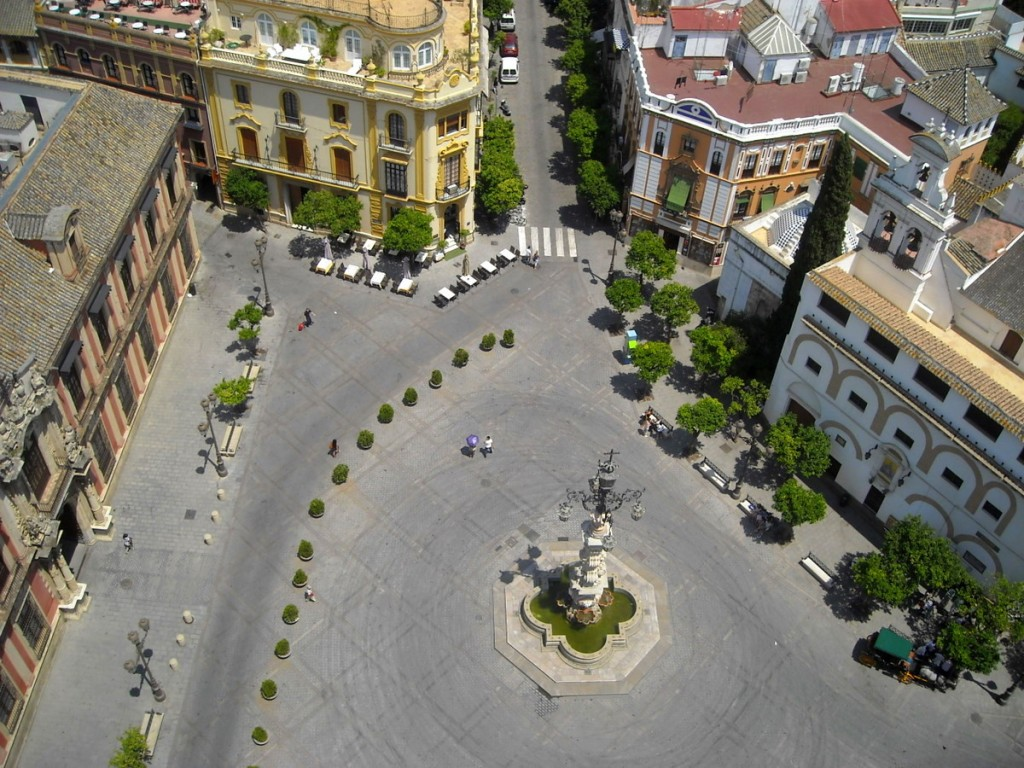 Sevilla, magia spaniola