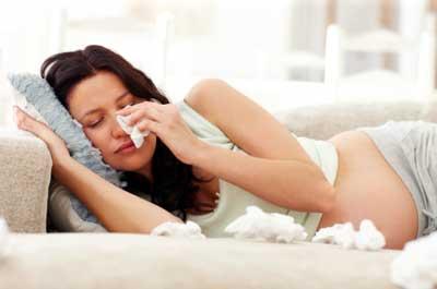 Simptomele sarcinii