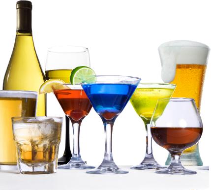 Alcoolul si greutatea