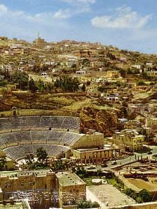 Amman, intre vechi si nou