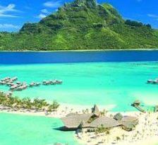 Bora Bora, paradisul pierdut