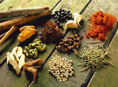 Castiga sanatate cu condimente indiene