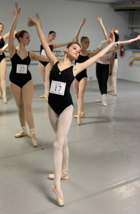 cum să pierdeți greutatea cu baletul frumos