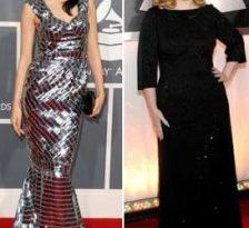Cele mai bine imbracate vedete la Premiile Grammy din toate timpurile