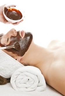 Ciocolata, rasfat pentru piele
