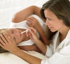Convulsiile febrile la copii