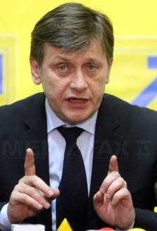 Crin Antonescu:Traian Basescu nu va mai reveni la Cotroceni