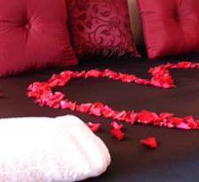 Decor romantic pentru dormitor