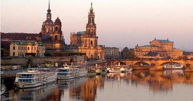 Dresden, un oras in care istoria vorbeste