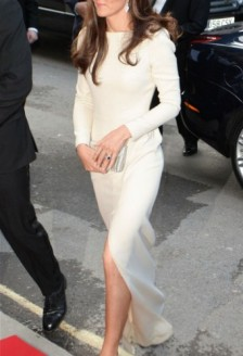 Evolutia lui Kate Middleton in moda