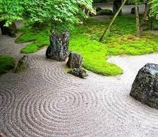 Gradina Zen, oaza ta de liniste