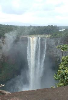 Guyana, paradisul Americii de sud