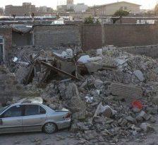 Iranul, devastat de cutremur
