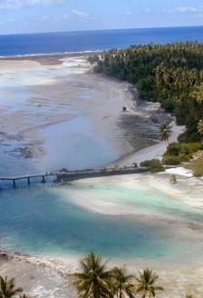 Kiribati, o alta perspectiva