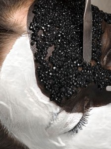 Masca cu caviar, rasfatul de lux