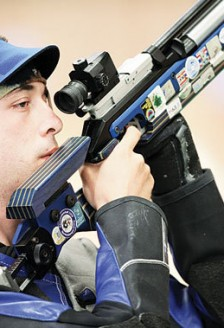 Medalie de aur pentru Romania la tir cu arcul!