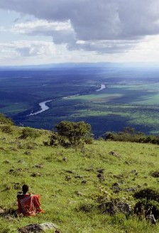 O alta lume-Africa de sud
