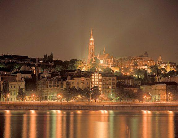 O zi in Budapesta