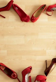 Pantofii, o poveste de dragoste…
