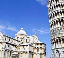 Pisa si Lucca, doua locatii superbe din Italia