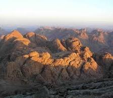 Rasarit pe Muntele Sinai