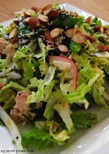 Salata cu grau maruntit
