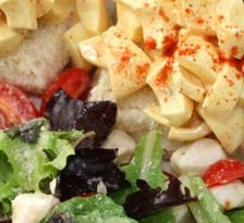 Salata indiana