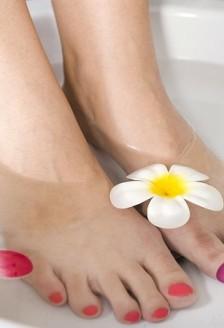 Spa pentru picioare la tine acasa