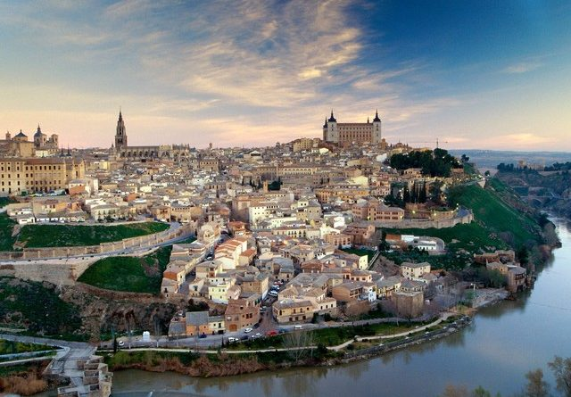 Toledo, orasul fortareata
