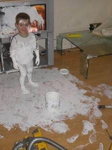 Tu iti lasi copilul nesupravegheat?