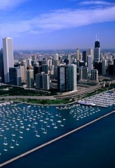 Un tur arhitectural in Chicago