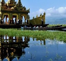 Vacanta in Myanmar