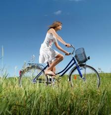 Vrei sa slabesti? Mergi pe bicicleta!